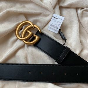 💖✨ New GUCCl GG Authentic Belt